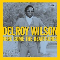 Delroy Wilson - Here Comes The Heartaches [CD]