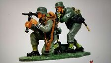 BRITAINS GERMAN MACHINE GUN TEAM 17493 NORTHWEST EUROPE 1944