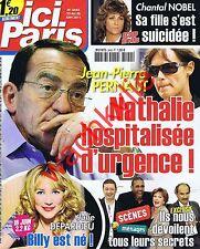 Ici Paris 3442  22/06/2011 Pernaut Scènes de ménages M6