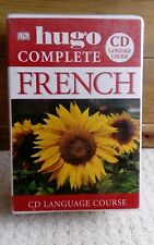 Complete French - 6 CD & two books by Hugo. Beginner to Fluency. RRP £45 *NEW*