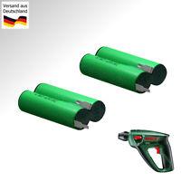Ersatz Akku für Bosch UNEO Bohrhammer Akku Schrauber 14,4V 2,5Ah 14.4Volt Li-ion