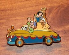 Disney DLRP DLP Stars 'N Cars Series LE 1200 Snow White Dopey Pin