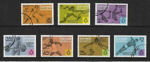 1975 Grenadines Of Grenada - Pan-American Games - Used and Nicely Cancelled.