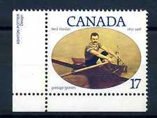 "CANADA - 1980 - Edward ""Ned"" Hanlan (1855-1908), vogatore"