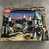 LEGO Harry Potter 4730 Vintage Chamber Of Secrets Retired 2002 Rare New Sealed!
