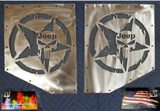 84-01 fits JEEP CHEROKEE HOOD VENTS XJ MJ ZJ WJ VENTS Jeep Punisher FREE SHIP