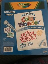 Crayola Mess Free Color Wonder Looney Tunes 18-page Coloring New Unopened