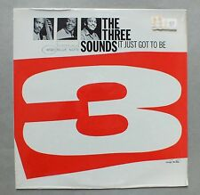 33 TOURS - JAZZ - Gene Harris Of The Three Sounds - IT JUST GOT TO BE *