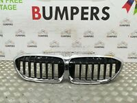 BMW 3 SERIES G20 2019 ONWARDS M SPORT GENUINE FRONT CHROME GRILL