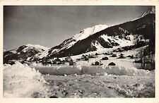 BR40868 Les contamines en hiver val montjoie  France
