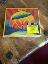 Led Zeppelin - Celebration Day (NEW Sealed De luxe  2CD+DVD)