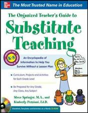 Organized Teacher's Guide to Substitute Teaching