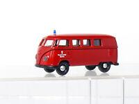 Brekina 3131   VW T1 Kasten  Feuerwehr Berlin    1:87 / H0  OVP  #3