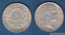 Ier Empire, 1804 – 1814 5 Francs Revers Empire Napoléon 1813 U Turin TTB Tres RA