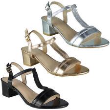 Cuban Heel Synthetic Evening & Party Heels for Women