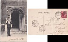Chile 1904 ppc from England to Calapo  2010 Mining Diaster  {Below}