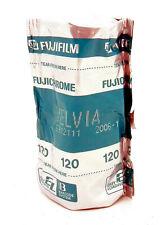 Fujifilm Fujichrome Velvia 120 Film - Expired 2006 (1 x Roll) #4842