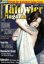 Tätowier Magazin 11/1999 November,Zwerge Gnome Kobolde Motive,Bill Salomon,