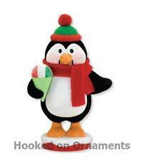 Hallmark 2010 NOEL NUTCRACKER PENGUIN  #3 - Adorable and Mint in Box!