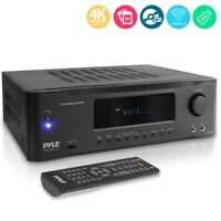 Pyle PT694BT 5.2-Channel Hi-Fi Bluetooth Stereo Amplifier - 1000W Receiver
