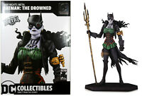 Dark Nights: Metal ~ BATMAN: THE DROWNED STATUE ~ DC Collectibles DCD