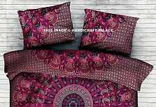 Urban Outfitters Elephant Mandala Tapestry Pillow Sham Cotton Cover Indian Decor