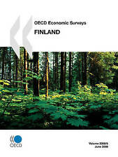 OECD Economic Surveys: Finland 2008: Edition 2008, Organisation for Economic Co-