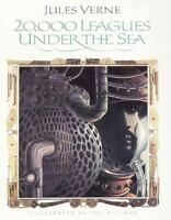 20,000 Leagues Under the Sea (Books of Wonder) by Verne, Jules