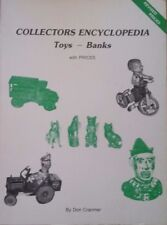 TOY BANK ENCYCLOPEDIA VALUE GUIDE COLLECTOR'S BOOK