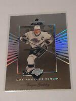 1994-95 LEAF LIMITED WAYNE GRETZKY SILVER BASE CARD #10 Los Angeles kings