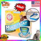 Arm  Hammer Multi-Cat Clumping Clay Kitten Litter Unscented, 20 lbs - Low Dust