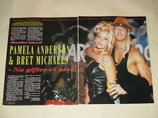 Pamela Anderson Madonna Whitney Kylie Minogue Michael Jackson clippings Sweden