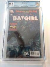 Batgirl #10 CGC 9.8   Hot Artgerm Cover DC Comics