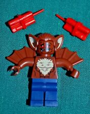 MAN BAT ~ Minifigure - Lego DC Super Heroes ~ MANBAT~ MINT~