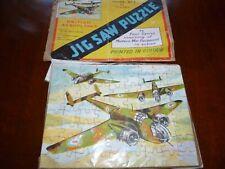 RARE British Aeroplanes Handley Page Hampden WW2 Modern War RAF Jigsaw Puzzle