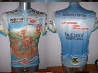 Betonol Gonso Shirt Jersey Top Adult L Cycling Cycle Bike Vintage Top Trikot