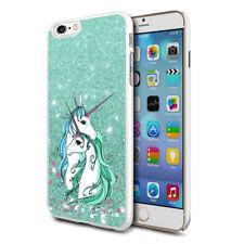 Unicorn Glitter Design Phone Duro Case Cover Skin Per Vari Cellulari 03
