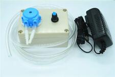 New DC Dosing Pump Peristaltic Pump For Aquarium Speed Adjustable