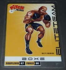 BOXE BOXING CARTE PITCH ELITE TEAM PASQUIER 2011 SPORTS PANINI