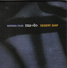CD SATOKO FUJII MA-DO Desert Ship Sunset in Desert | Not Two