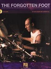 Learn Developing Foot Independence Hi-Hat Bass Drums Music Book & CD