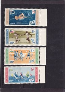 Dominican Republic sport 1956 celebrating Olympics in Melbourne