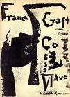 1952 Artists Equity Improvisations–HANS HOFMANN Orig Litho–Edition of 2000
