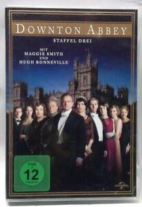 DVD-Box (4 DVDs) - Downton Abbey - Staffel 3 - FSK 12