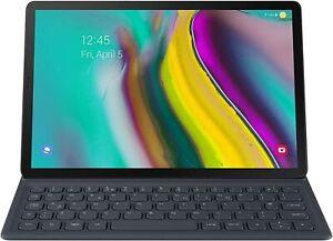 Original Samsung Galaxy Tab S5e Book Cover Keyboard - Black