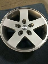 "17""  OEM Factory Jeep Grand Cherokee wheel"
