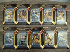 Lot (10) - Pokemon XY Evolutions Blister Pack 10 + 5 Additional Cards Per Pack