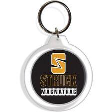 Struck Corporation Mini Beep Magnatrac Kit Tractor Key Ring Chain Keychain Gift