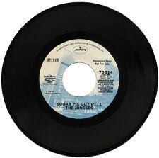 """El Joneses """"Azúcar Pastel Tipo Pt. 1 C/W PT. 2"""" Demo Monster años 70 Club! escucha!"""