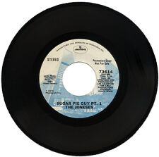 "THE JONESES  ""SUGAR PIE GUY Pt. 1 c/w Pt. 2"" DEMO MONSTER 70's CLUB   LISTEN!"
